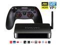 Obrázok pre výrobcu EVOLVEO Android Box H4 Plus, multimediální herní centrum s bezdrátovým gamepadem
