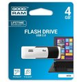 Obrázok pre výrobcu GOODDRIVE 4GB USB kľúč COLOUR Čierno-biela