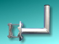 Obrázok pre výrobcu Anténní držák na balkon 20 cm