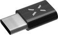 Obrázok pre výrobcu Redukce FIXED z microUSB na USB-C 2.0, černá