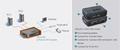 Obrázok pre výrobcu Micronet 2-port KVM Switch USB SP212D