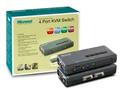Obrázok pre výrobcu Micronet 4-port KVM Switch  PS/2 SP214EL