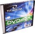 Obrázok pre výrobcu Titanum DVD+R [ slim jewel case 1 | 4.7GB | 16x ]