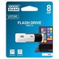 Obrázok pre výrobcu GOODDRIVE 8GB USB kľúč COLOUR Čierno-biela