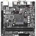 Obrázok pre výrobcu ASRock AM1H-ITX, AMD AM1, DualDDR3-1600, 4x SATA3, HDMI, DVI, DP, mITX