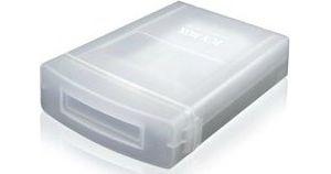 """Obrázok pre výrobcu Icy Box ochranný box pre 3.5"""" HDD, priehľadný"""