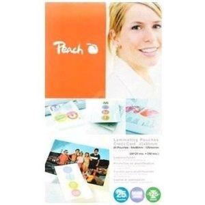 Obrázok pre výrobcu PEACH Laminovacie fólie credit card 125mic