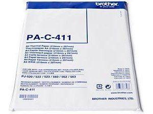 Obrázok pre výrobcu BROTHER PA-C-411thermopapier A4, BX100