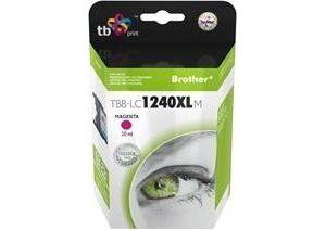 Obrázok pre výrobcu Ink. kazeta TB kompat. s Brother LC1240M 100% new