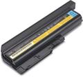 """Obrázok pre výrobcu ThinkPad T/R/W/Z/SL Series 9 Cell Li-Ion Battery (NOT 14"""" wide)"""