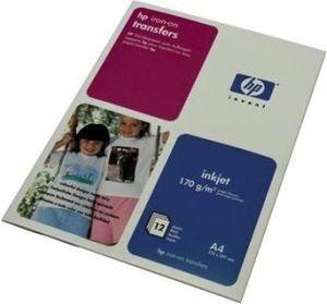 Obrázok pre výrobcu HP Iron-On T-Shirt Transfers, A4, 170g, 12 ks