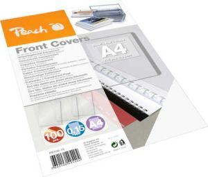 Obrázok pre výrobcu Peach Front Covers A4 0.15mm clear