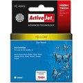Obrázok pre výrobcu Atramentová náplň ActiveJet AE-484 yellow [ 17ml | chip | 100% nový | Epson T048