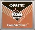 Obrázok pre výrobcu Industrial Pretec CF Card 8GB - Lynx Solution