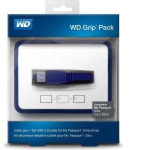 Obrázok pre výrobcu WD Grip rámeček, MP Ultra 2-3TB, tm.modrá