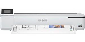 Obrázok pre výrobcu EPSON tiskárna ink SureColor SC-T5100N, 4ink, A0, 2400x1200 dpi, USB 3.0, LAN, WIFI, Ethernet