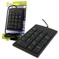 Obrázok pre výrobcu 4World Numerická klávesnica na USB super slim, US
