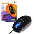 Obrázok pre výrobcu 4World Mini myš optická na USB Tuscani, podsvietená, 800dpi