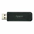 Obrázok pre výrobcu Apacer USB Flash Drive, 2.0, 16GB, AH325 16GB Flash Drive, čierny