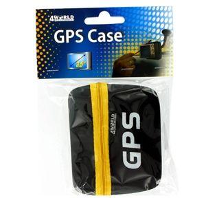 """Obrázok pre výrobcu 4W Puzdro pre zariadenie Satelitnej navigácie GPS s uhlopriečkou displeja 3.5"""""""