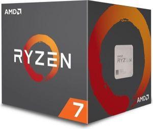 Obrázok pre výrobcu AMD Ryzen 7 1700, Processor BOX, soc. AM4, 65W, s Wraith Spire 95W chladičom