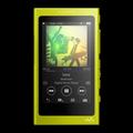 Obrázok pre výrobcu Sony MP4 16GB NW-A35HN žlutý ,Hi-res + sluchátka