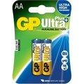 Obrázok pre výrobcu Alkalická baterie GP Ultra Plus 2x AA