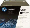 Obrázok pre výrobcu CE390XD HP toner čierny pre LaserJet Enterprise M4555 serie dvojité balenie