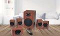 Obrázok pre výrobcu Speaker GENIUS SW-HF5.1 4600 II, 100W