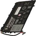 Obrázok pre výrobcu 2-POWER Baterie 11,1V 2700mAh pro Dell Latitude 13 2-in-1 (7350)