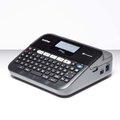 Obrázok pre výrobcu BROTHER tiskárna štítků PT-D450VP - 18mm, pásky TZe USB s kufrem profesionální s velkým podsvíceným displejem