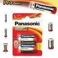 Obrázok pre výrobcu Alkalická baterie C Panasonic Pro Power LR14 2ks