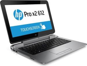 "Obrázok pre výrobcu HP Pro x2 612 G1, i3-4012Y, 12.5"" HD, 4GB, 128GB SSD, abgn, BT, FpR, Backlit kbd, W10Pro"