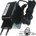 Obrázok pre výrobcu ASUS AC NAPÁJACÍ ADAPTÉR 45W 19V 2pin 4,0 mm s EU plug