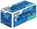 Obrázok pre výrobcu EPSON Toner čer+bar AcuLaser C1100/CX11 - CMYK