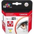 Obrázok pre výrobcu Ink. kazeta TB kompat. s Canon CLI-521Y 100% new