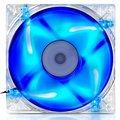 Obrázok pre výrobcu EVOLVEO ventilátor 140mm, LED modrý