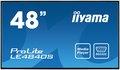 """Obrázok pre výrobcu 48"""" LCD iiyama ProLite LE4840S-B1 -FullHD,SVA, 8ms, 350cd, USB 2.0 media player, RJ45, RS232C,repro"""