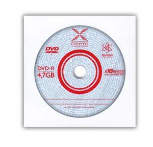 Obrázok pre výrobcu Extreme DVD-R [ obalka 1 | 4.7GB | 16x ] - kartón 500 ks