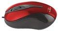 Obrázok pre výrobcu Titanum TM103R HORNET optická myš, 1000 DPI, USB, blister, červená
