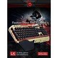 Obrázok pre výrobcu A4tech Bloody B860 mechanická herní klávesnice, USB, CZ, zlato-černá