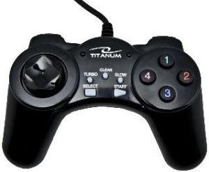 Obrázok pre výrobcu Titanum TG105 SAMURAI gamepad pre PC, USB