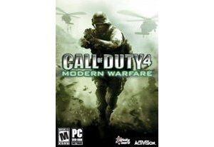 Obrázok pre výrobcu Call of Duty 4 (Modern Warfare) PC