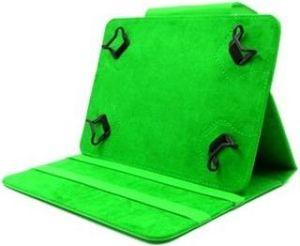 """Obrázok pre výrobcu C-TECH PROTECT pouzdro univerzální pro 7""""-7,85"""" tablety, FlexGrip, NUTC-01, zelené"""