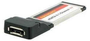 Obrázok pre výrobcu 4World řadič ExpressCard | eSATA II x1