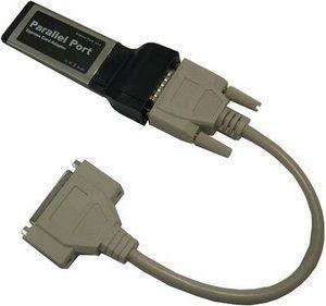 Obrázok pre výrobcu 4World řadič ExpressCard | DB25 Parallel x1