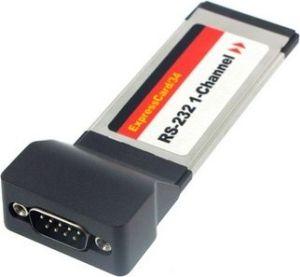 Obrázok pre výrobcu 4World řadič ExpressCard | RS-232 (serial) x1