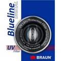 Obrázok pre výrobcu BRAUN UV filtr BlueLine - 62 mm