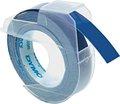 Obrázok pre výrobcu Dymo originál páska do tlačiarne štítkov, Dymo, S0898140, biely tlač/modrý podklad, 3m, 9mm, balené po 10 ks, cena za 1 ks, 3D