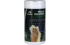 Obrázok pre výrobcu Antistatické čistiace utierky, 100ks, pre kovy a plasty, vlhčené